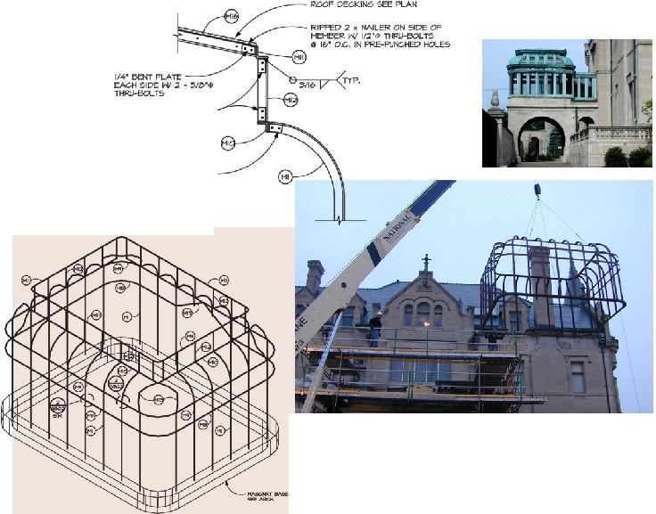 Swedish Institute Solarium Restoration